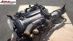 Nissan Skyline R33 Gtr 2 6l Twin Turbo Engine Awd Transmission Ecu Jdm Rb26dett
