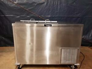 Delfield Cp 4 Four Section Chilled Plate Dispenser