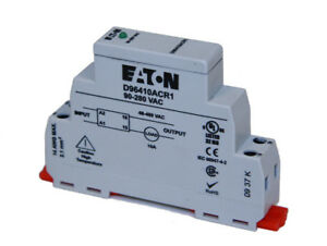 Eaton D96410acr1 Solid State Relay Ssr 10a 90 280vac Spst no New In Box