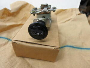 Vintage U s Made Delco remy Chevy Car 1930 39 Truck 1930 46 Headlight Switch