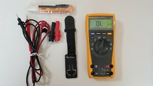 Used Fluke 77 Iv Multimeter Accessories Tp 224148