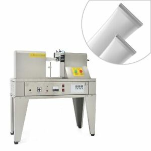 Qdfm 125 Ultrasonic Tube Sealing Machine For Plastic With Cutter Printing