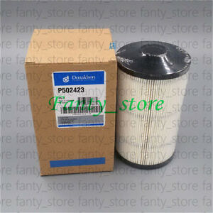 1 Pcs Donaldson For P502423 Diesel Paper Filter Excavating Machinery ac35 Lw