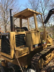 1982 Caterpillar Cat 943 Crawler Loader Track Loader With Cat 3204 Engine