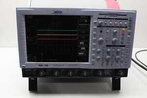 Lecroy Dda 260 Disk Drive Analyzer Oscilloscope 4 Ch 2 Ghz Loaded W Option