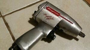 Snap on Tools 3 8 Drive Air Impact Wrench Usa Im31