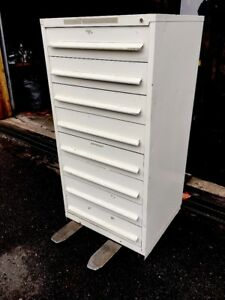 Nu era Tool Cabinet 8 Drawer Nice Condition