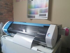 Print sign Shop Wide Large Format Printer Free Accessories Ebay Shop User Id