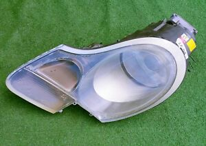 Genuine Oem Factory Porsche 911 Boxster Xenon Left Driver Side Headlight 996 Lh