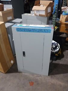 New Ge 125a Breaker Panel With 50a Main 30 Cir 208v With Breakers