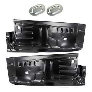 Mustang Floor Pan Kit Coupe Fastback 1971 1972 1973