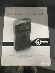 Ef02 Radio Shack True Rms Digital Multimeter 2200087 Bnib