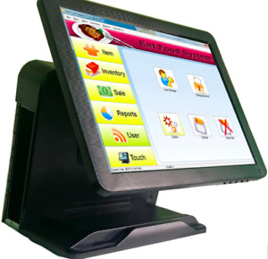 Pos 15 touch Screen Retail