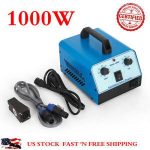 Pdr Hot Box Dent Removal Car Paintless Repair Induction Heater Tool Blue