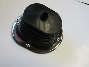 Mopar 68 69 B Body Charger Gtx Roadrunner Coronet Shifter Boot And Bezel New