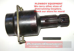 1 1 8 Live Pto For Massey Ferguson Tractor Overrunning Coupler Te20 To20 To30
