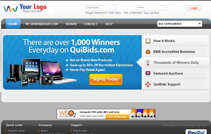 Best Online Auction Ecommerce Website Free Installation Free Hosting