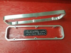 Valve Cover Spacers 1 Small Block Buick 350 Sbb With Gasketlok