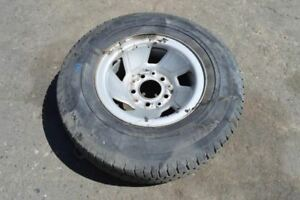 1992 Ford F150 Wheel 235 75 15 Chrome Rim General Tire 75 Tread