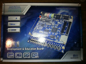 Altera De1 Fpga Development Board