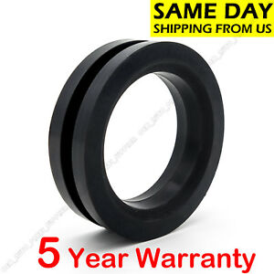 A B C Body 64 74 Fuel Gas Tank Filler Neck Tube Rubber Grommet Seal