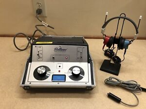 Beltone 119 Portable Audiometer W Current Calibration Certificate