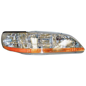 Tyc Headlight Passenger Side For 1998 2002 Honda Accord