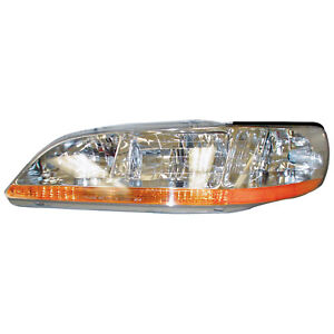 Tyc Headlight Driver Side For 1998 2002 Honda Accord