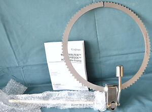 Codman Bookwalter 50 4649 Wishbook Adjustable Frame Retractor 12 Ring New