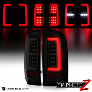15 19 Chevy Colorado darkest Smoke Oled Light Bar Led Backup Tail Brake Lights