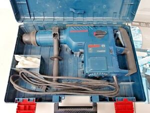 Bosch 2 Sds Max Combination Hammer Drill 11245evs Corded Used