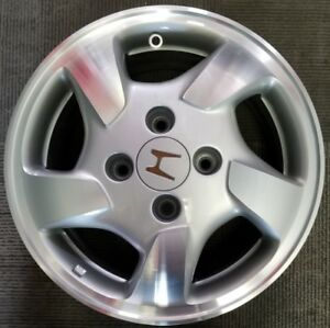 15 Honda Accord Factory Oem Alloy Wheel Rim 15x6 1998 2000