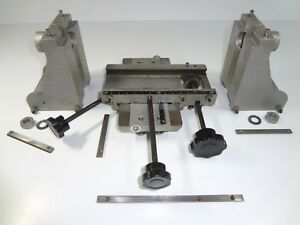 New Hermes Engravograph Workholding Vise Parts for Tx Type Other Models