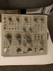 Tektronix 2445b 2455b 2465b 2467b Control Panel Assembly