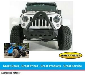 Smittybilt Xrc Modular Center Section With Stinger Option For Jeep Jk Wrangler