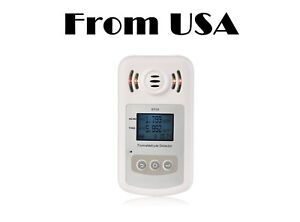 Air Quality Detector Formaldehyde hcho Monitor Meter Test Detection Testing Usa