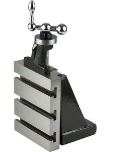 Vertical Milling Slide 4 X 5 Fixed Base Free Shipping