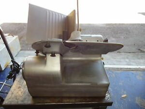 Hobart Automatic Meat Cheese Slicer Model 1712r