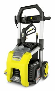 Electric Power Pressure Washer 1700 Psi Turbo Nozzle Car House Deck Rv Portable