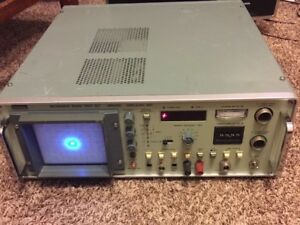 Microwave Radio Test Set Anritsu Model Me645a