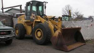 1996 Case 621b Wheel Loader Acs Quick Coupler Clam Bucket Low Hours Nj