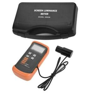 Sm208 Screen Brightness Meter Portable Luminance Meter W Mini Light Detector