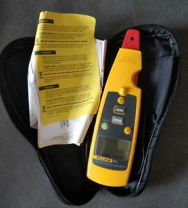 New Fluke 771 Milliamp Process Clamp Meter xy 607 Ship By Express