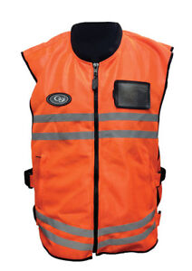 Osi Safety Vest mesh Hi Viz Orange Msrp 54