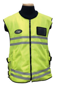 Osi Safety Vest mesh Hi Viz Yellow Msrp 54