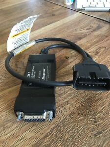 Genuine Snap On Can1 Controller Area Network Adapter