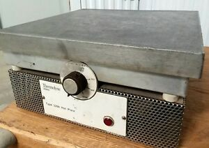 Thermolyne Sybron 2200 Lab Hot Plate 12 X 12 Hpa2230m Works Great 240v 1600w