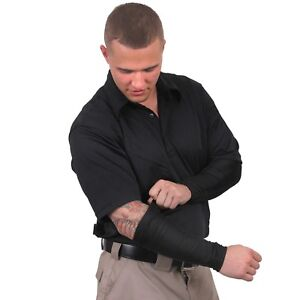 Rothco Tactical Cover Up Arm Sleeves Tattoo Polyester Spandex Black #1199 $14.99