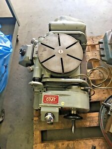 Omi 600 Pound Tilting Optical 16 Rotary Table