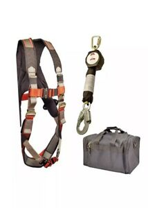 Madaco Roof Construction Fall Protection Full Body Industrial Safety Harness